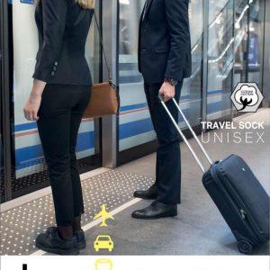 Ibici Κάλτσα ταξιδίου κάτω γόνατος Skywalk Unisex