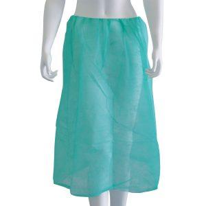 Εξεταστική φούστα πράσινη